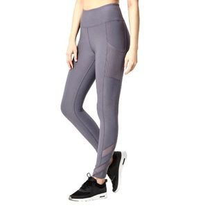 MPG high-waisted compression leggings NWT Sz S